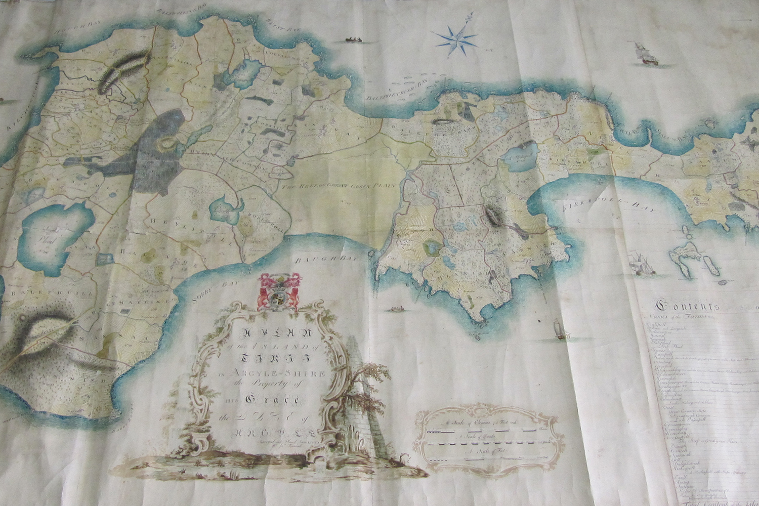 Maps and Plans « Friends of the Argyll Papers Duke Maps on